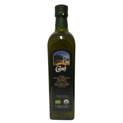"Organic Extra Virgin Olive Oil ""Casa Caroli"""