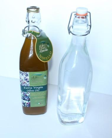 Olio Novello 1lt Gift Bottle - New Season Extra Virgin Olive Oil