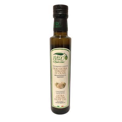 Truffles infused Extra Virgin Olive Oil 0.25 lt