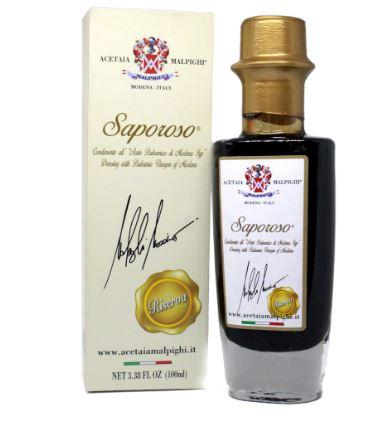 Saporoso Reserve - Balsamic Condiment - 8 yrs old