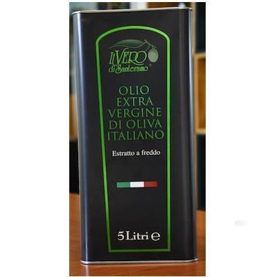 "Extra Virgin Olive Oil Novello Coratina ""Il Vero"" 5 lt"