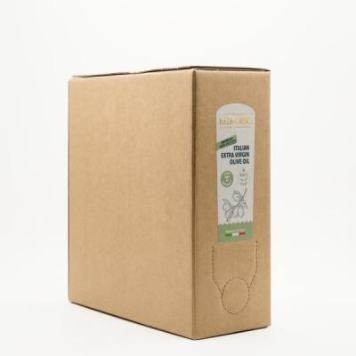 "Extra Virgin Olive Oil Novello Coratina ""Il Vero"" 5 lt - Bag in Box"