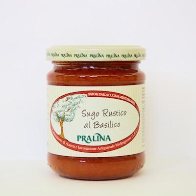 Country Basil Pasta Sauce